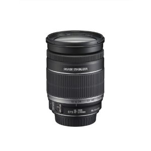 Canon EF-S 18-200mm Zoom Lens