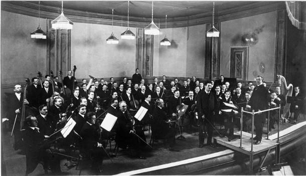 San Francisco Symphony 1911