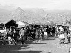 Farmers Market - Loreto, Baja California Sur