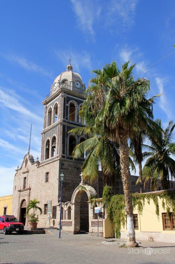 Loreto downtown
