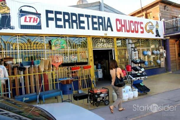 Chuchos: The Home Depot of Loreto.