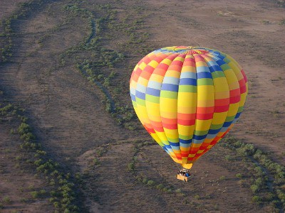 Hot Air Ballooning in Pheonix