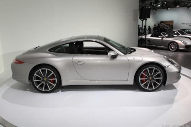 Porsche 911 - 7th gen - 991