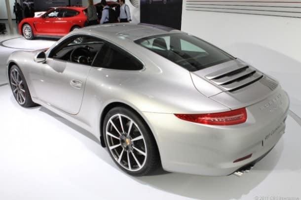 2012 Porsche 911 - LA Auto Show