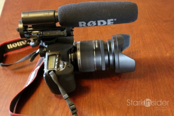 The original Rode Videomic