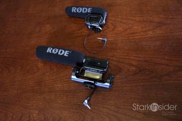 Rode Videomic comparison