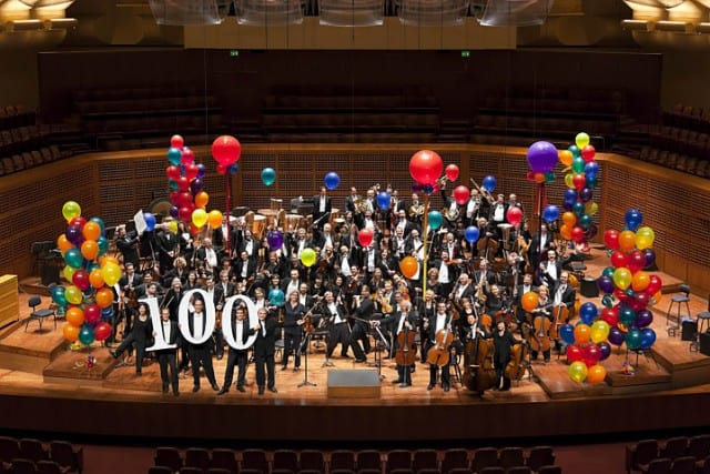 San Francisco Symphony celebrates 100 years