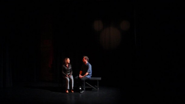 Trevor Allen interview at Exit Theatre, San Francisco
