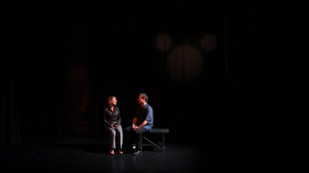 Trevor Allen interview at Exit Theatre, San Francisco
