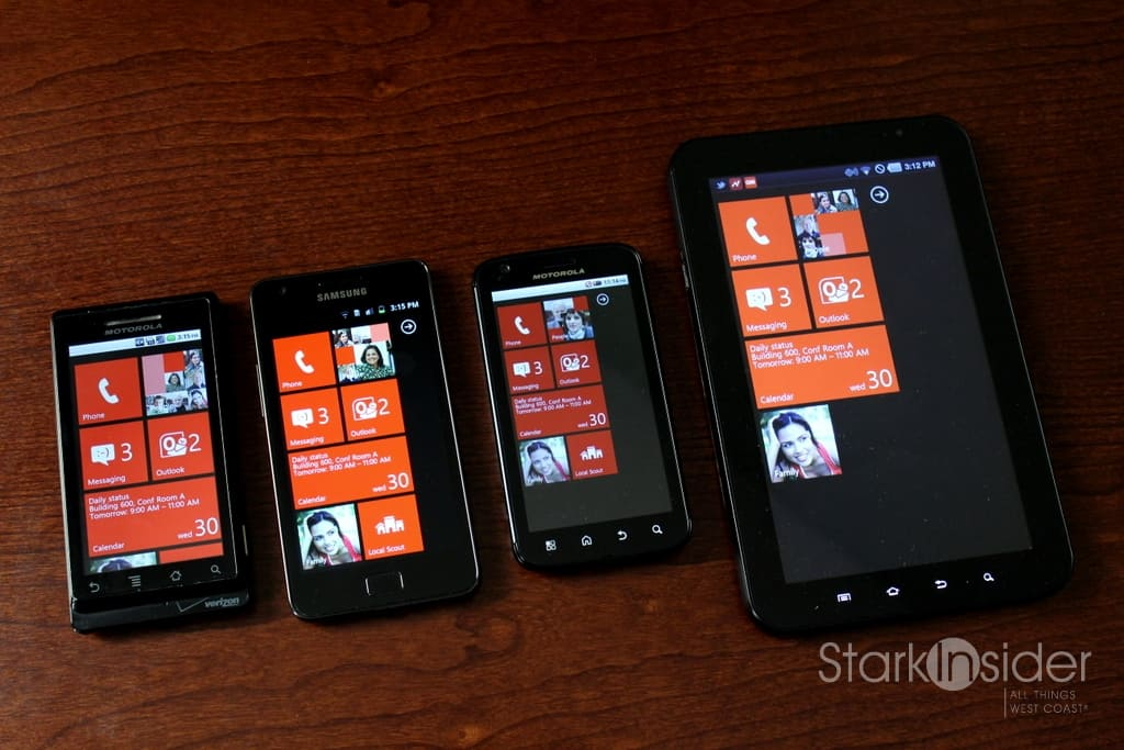 Wp7 Meet Android