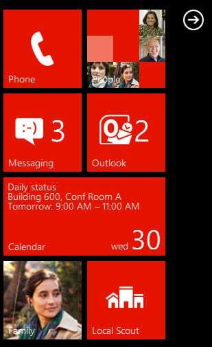 Windows Phone 7 Demo