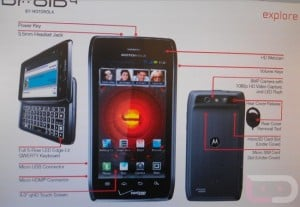 Motorola Droid 4 Specs