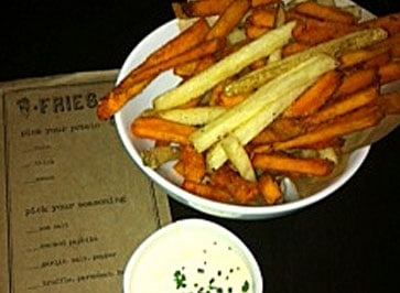 This spud's for you: gourmet french fries are going to be big in 2012.