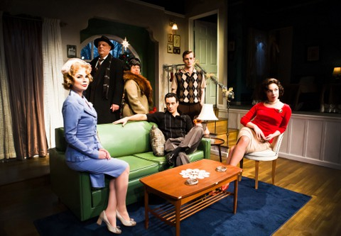 Review Period Of Adjustment Extraordinary Cast Brings
