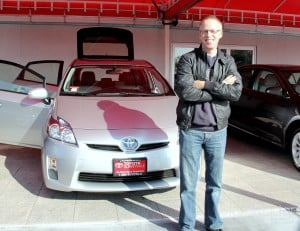 2011 Toyota Prius - Sunnyvale