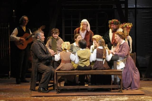 A Christmas Carol - San Jose Repertory Theatre
