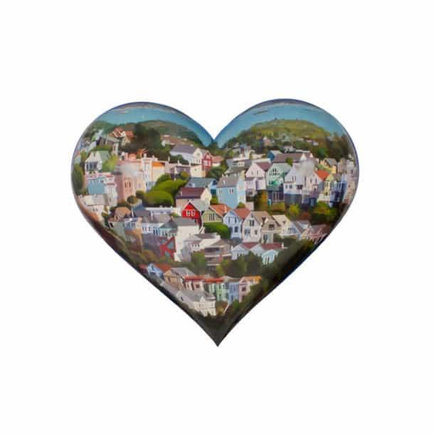 Eileen David - Hearts San Francisco