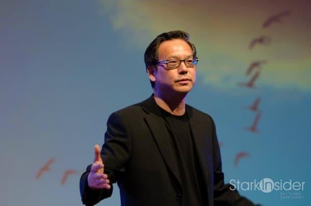 Eugene Lee at TEDx