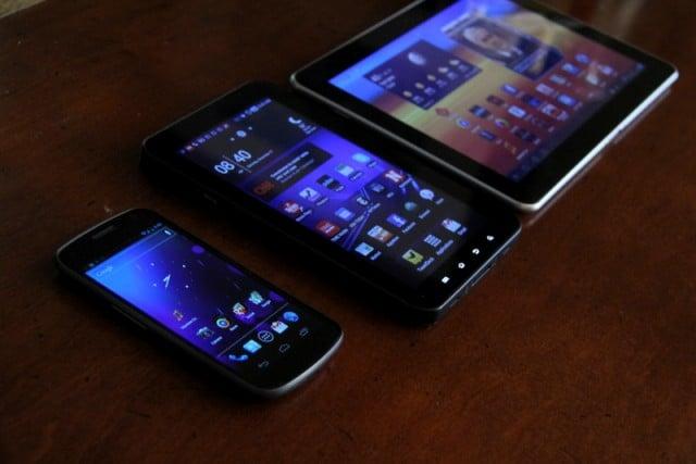 Galaxy Nexus - Brotherly love