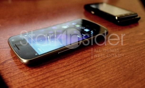 Samsung Galaxy Nexus - Already half off