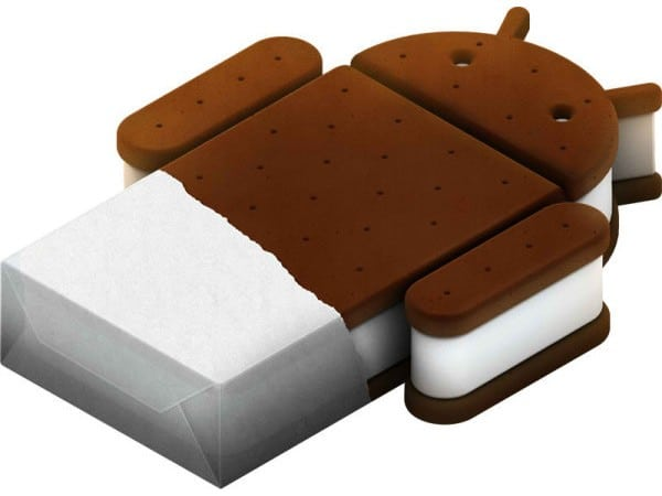Google's Ice Cream Sandwich (Android 4.0)