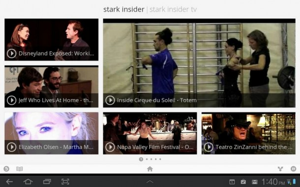 Stark Insider, Google Currents Edition