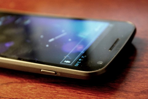 Samsung Galaxy Nexus - First impressions, mini-review