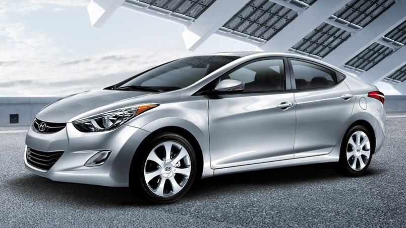 North American Car Of The Year Hyundai Elantra Naias