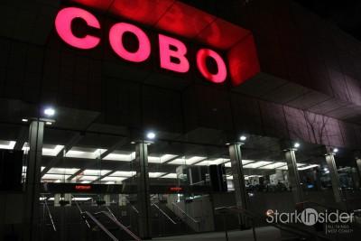 COBO Center.