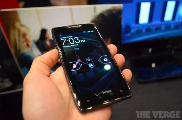 Verizon Wireless Android