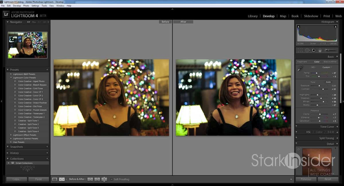 Adobe Lightroom 4 Pictures