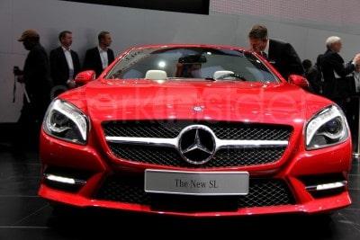 2013 Mercedes SL Class