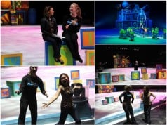 Interview with performer Erika Pugsley - HP Pavilion - San Jose