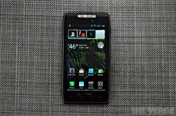 Android smartphone roundup - February 2012