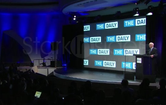 The Daily Launch
