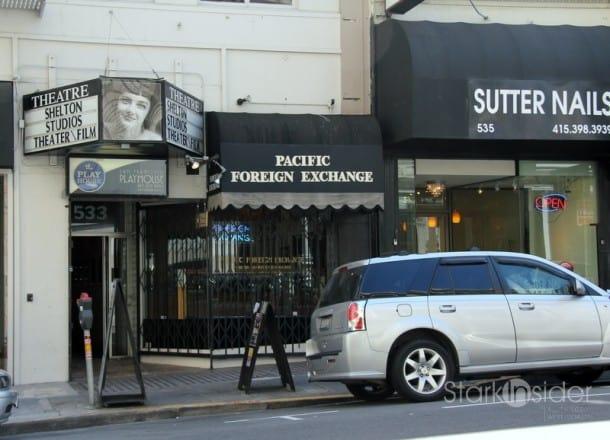 Sutter Street, San Francisco