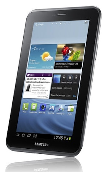 Android 4 Tablet - Ice Cream Sandwich