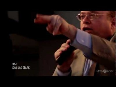 Video thumbnail for youtube video Napa wine auction raises $3.1 million, shatters record | Stark Insider