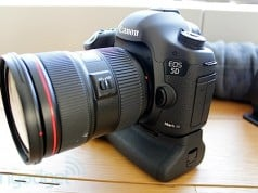 Canon DSLR announcement, news