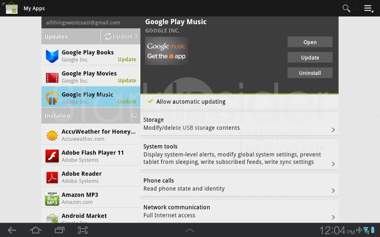 Google runs headlong into the jaws of Cupertino with 'Google Play