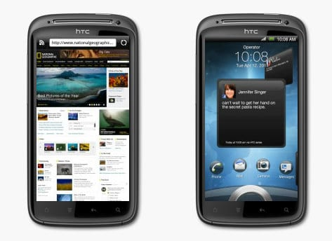 Android 4.0 Ice Cream Sandwich news