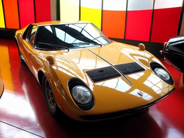 Famous Bertone designs