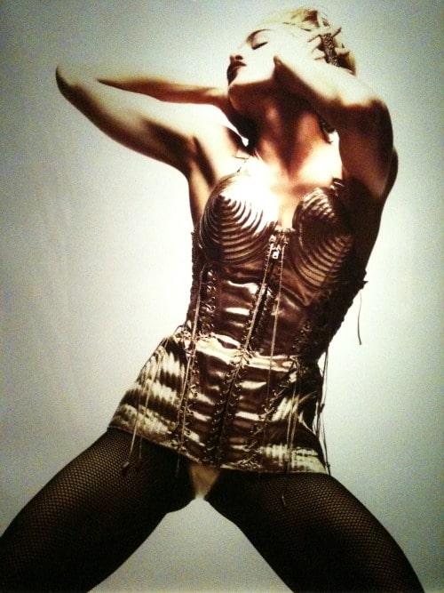 Madonna Jean Paul Gauntier