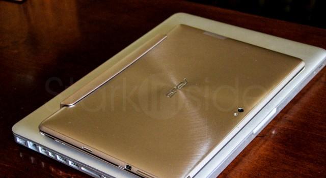 Much smaller than a MacBook Pro (2010).