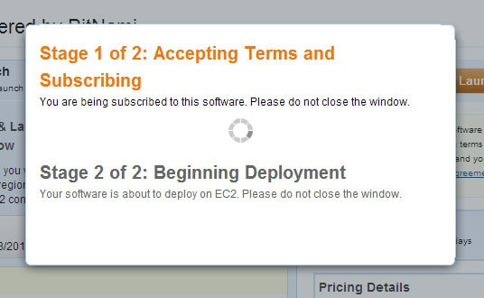 Amazon Web Services on a major roll, introduces software marketplace