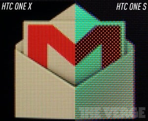 Retina-like display by HTC