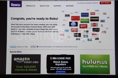Roku 2 XS Streaming Player
