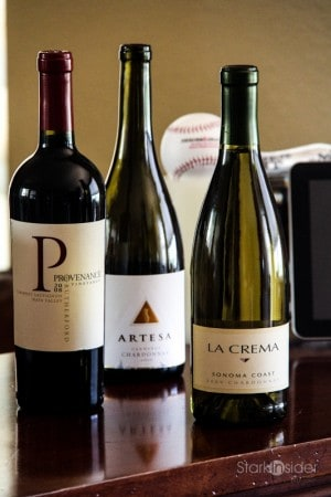 Wine Recommendations from Napa and Sonoma