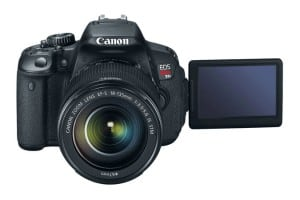 Canon EOS Rebel T4i: Only $899 (body only) and continuous auto-focus for video make it a strong alternative to the EOS 60D, a higher priced DSLR sibling.
