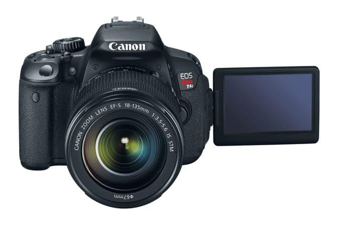 DSLR Dilemma: Canon Rebel T4i or EOS 60D? | Stark Insider